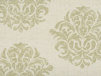 tissu jacquard BAROQUE HEART  PERENNIALS outdoor fabrics