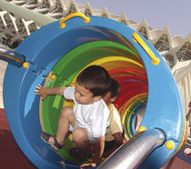 tunnel modulable pour aire de jeux RECREA Parques Infantiles Isaba
