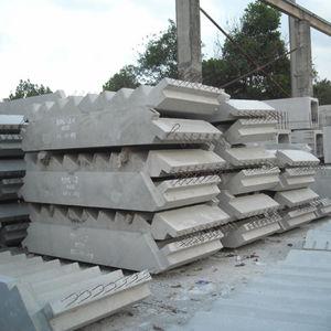 escalier exterieur beton prefabrique