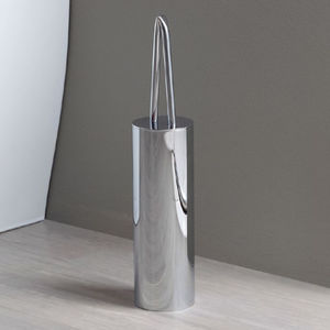 Brosse De Toilettes En Chrome / En Laiton / De Sol