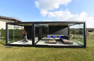 Abri de jardin contemporain - Tous les fabricants de l\'architecture ...