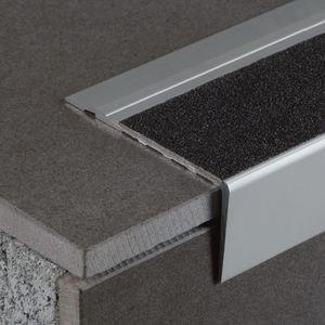Profilé De Finition Nez De Marche En Aluminium Pour Carrelage