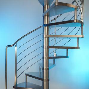 escalier exterieur 4 marchés