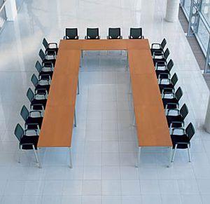 table de conférence carrée - tous les fabricants de l'architecture