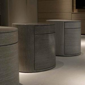 Table de chevet ronde - Tous les fabricants de l\'architecture et du ...
