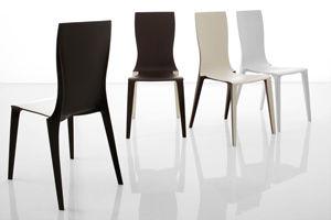 Chaise design original en tissu karina compar - Milly d abbraccio diva futura ...