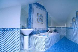 mosaque dintrieur de salle de bain murale en cramique