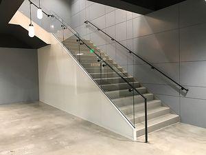 Escalier marche en béton - Tous les fabricants de l\'architecture ...