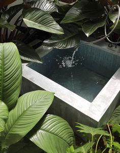 Bassin de jardin, Bassin d\'extérieur - Tous les fabricants de l ...