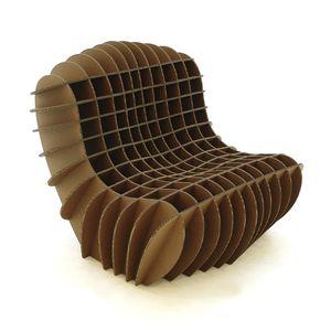 Chaise Longue Design Original En Carton