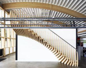 Escalier design original - Tous les fabricants de l\'architecture ...