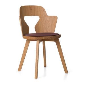 chaise contemporaine en chne par alfredo hberli - Chaise En Chene