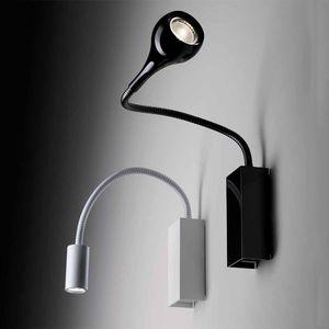 applique murale contemporaine en aluminium en bois led stick f23 fabbian illuminazione. Black Bedroom Furniture Sets. Home Design Ideas
