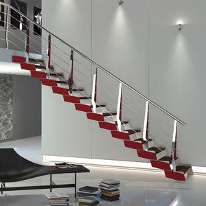 Escalier droit - Tous les fabricants de l\'architecture et du design ...