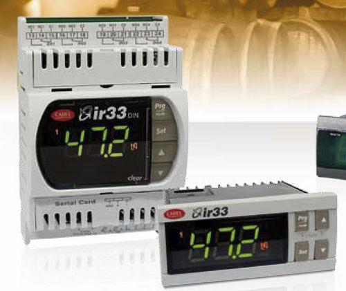 Régulateur de climatisation IR 33 Carel USA