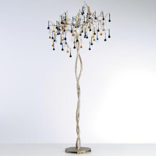 Lampe sur pied / classique / en verre / en bronze BIJOUT PA629/4 Serip Organic Lighting