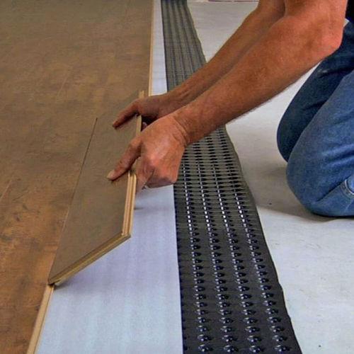 Isolant thermique / en synthétique / pour intérieur / pour plancher PLATON Armtec