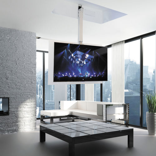 support TV de plafond contemporain - Maior®