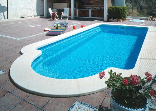 coque piscine enterree