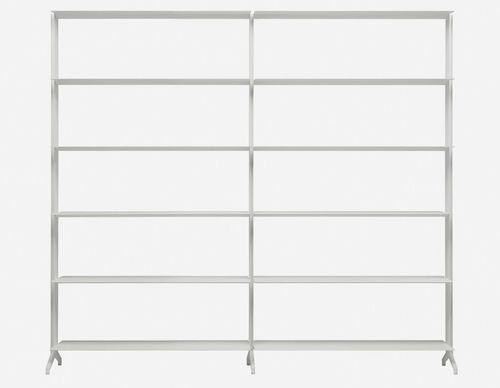 Étagère modulable / contemporaine / en aluminium / en MDF ALINE / J01by Dante Bonuccelli ALIAS