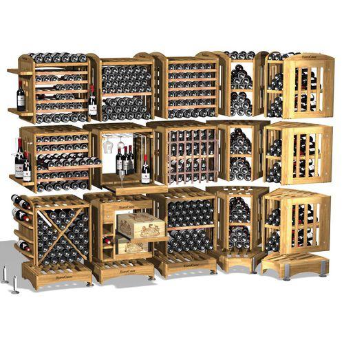 casier à bouteilles - Eurocave