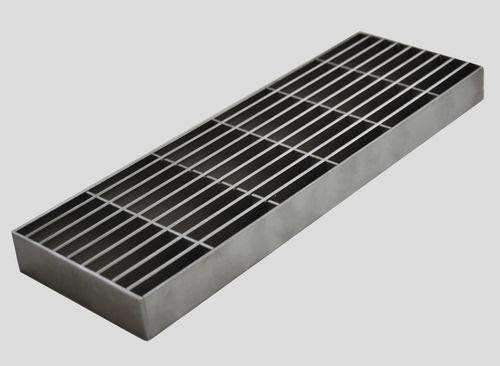 grille pour caniveau en inox - Inoxsystem S.r.l.