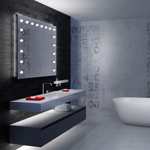miroir de salle de bain mural - CANTONI