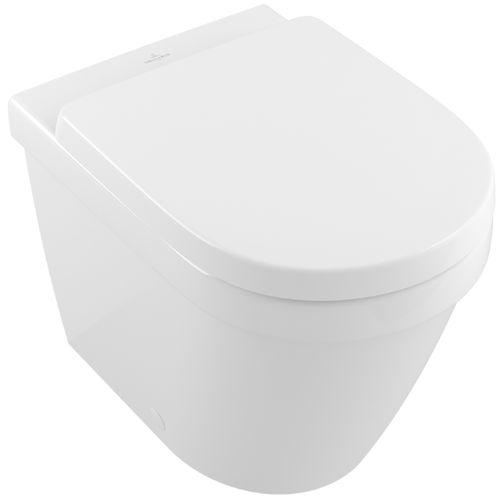 WC à poser / en céramique / sans bride