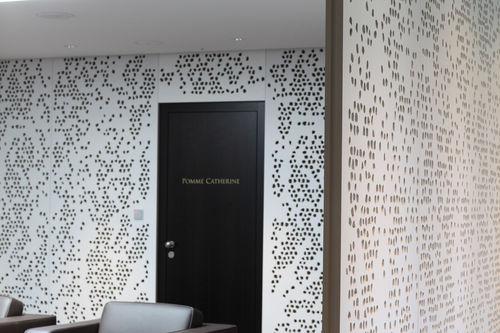 parement décoratif / en bois / d'intérieur