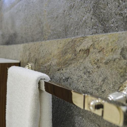 Revêtement mural en mica / en pierre naturelle / à usage résidentiel / à usage professionnel MICA - AMSTERDAM StoneLeaf
