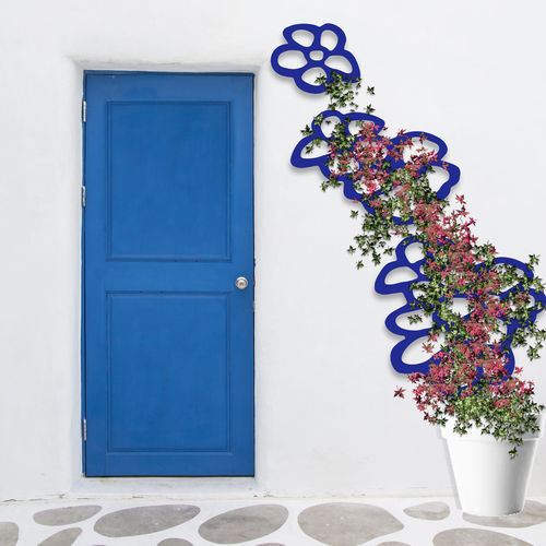 Treillage pour mur végétal / en métal peint FLEUR : 967 13 PALISSA DESIGN