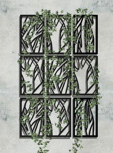 Treillage pour mur végétal FORÊT PALISSA DESIGN