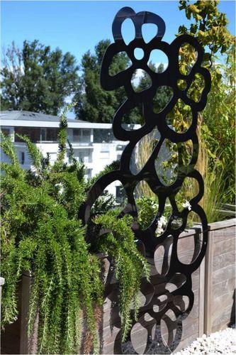 Treillage pour mur végétal FLEUR : 967-13 PALISSA DESIGN
