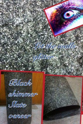 placage en pierre naturelle / flexible