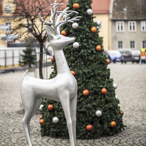 sculpture d'extérieur / pour espace public