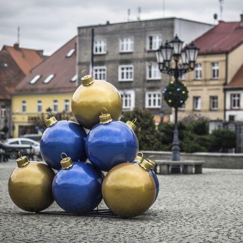 décoration de Noël lumineuse pour espace public