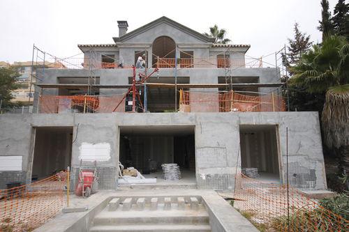 Maison préfabriquée / modulaire / contemporaine / en béton MARBELLA IBS Distribution