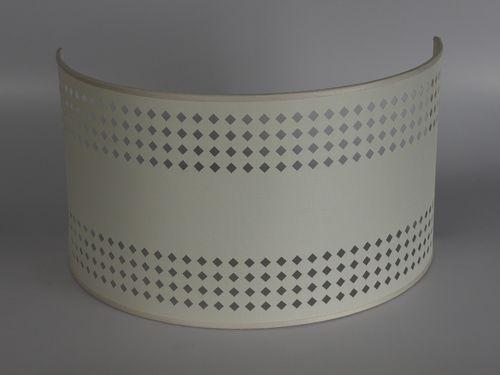 applique murale contemporaine / en tissu / à LED / halogène