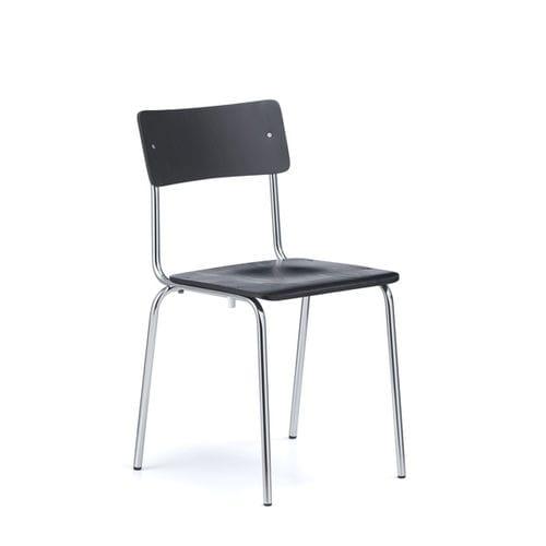 chaise de conférence empilable - L&C stendal