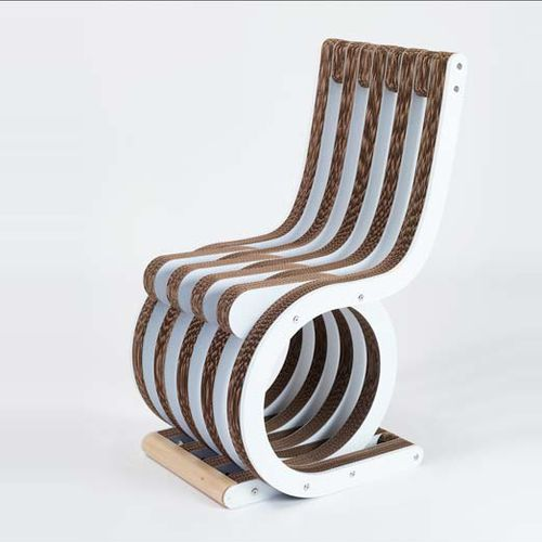 chaise design original - Lessmore