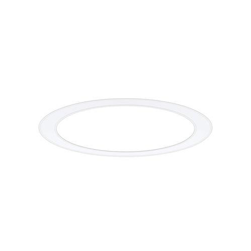 luminaire encastrable au plafond / à LED / rond / en polycarbonate