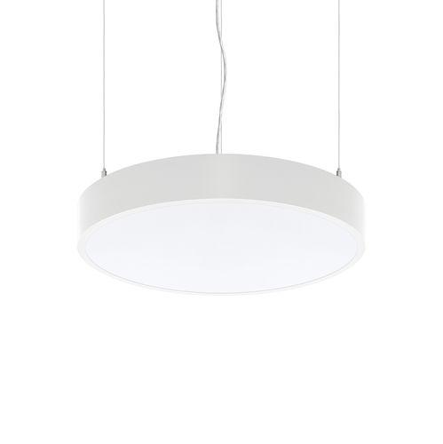 luminaire suspendu / à LED / circulaire / en aluminium extrudé