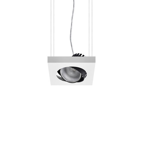 downlight suspension / à LED / carré / rectangulaire