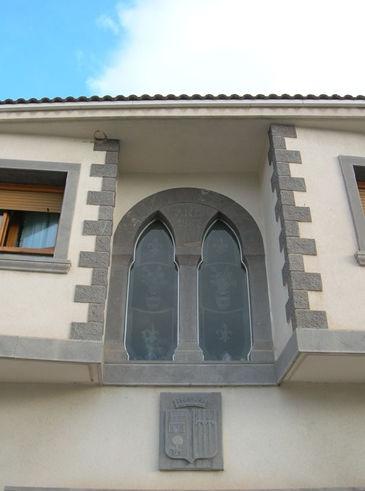 revêtement mural en pierre / résidentiel / texturé / aspect béton