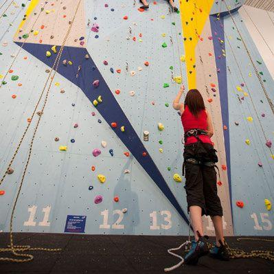 Mur d'escalade fixe / pour aire de jeux ROPED Rockworks Ltd