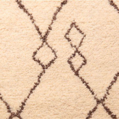 moquette faite main / en laine / résidentielle / pour le tertiaire