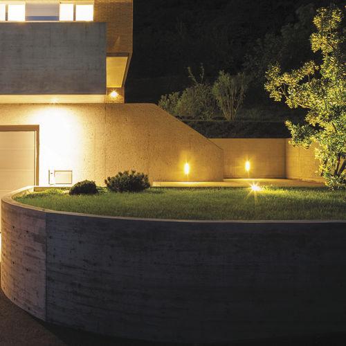Luminaire encastré / à LED / rectangulaire / d'extérieur LEVY Brilumen