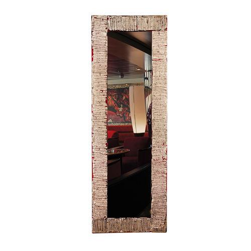 Miroir mural / contemporain / rectangulaire / en verre de Murano BARBARIGO veveglass