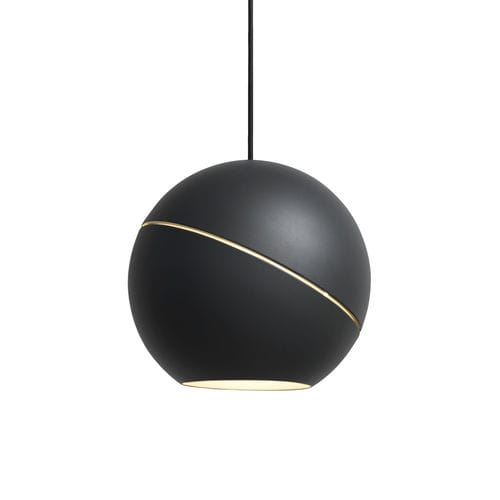 lampe suspension / contemporaine / en acier