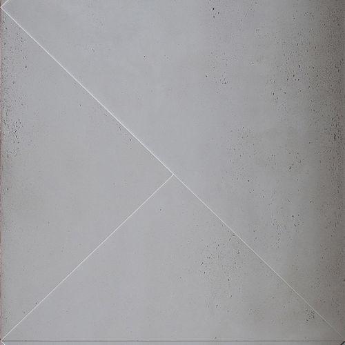 Parement en béton / intérieur / texturé / coloré GIÒMETRY by Ora Ïto PANBETON